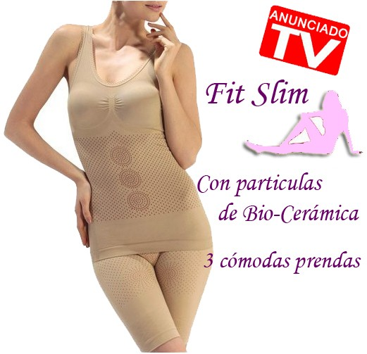 Fit slim reductor fir slim set reductor fit slim faja for Ceramica para moldear
