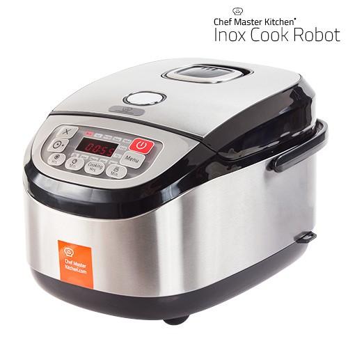 Robot de cocina robot de cocina cook robot for Robot de cocina chef titanium