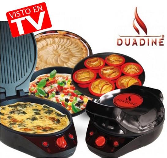 Duadine cocina portatil y versatil duadine planchas de - Opciones para cocinar ...